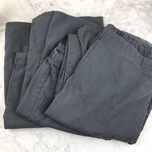 FINAL PRICE! ❌ Set of women's scrub pants - TALL